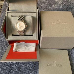 Michele Accessories - MICHELE WATCH CSX DIAMOND